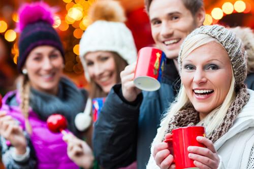 iPad Rallye als Weihnachtsfeier