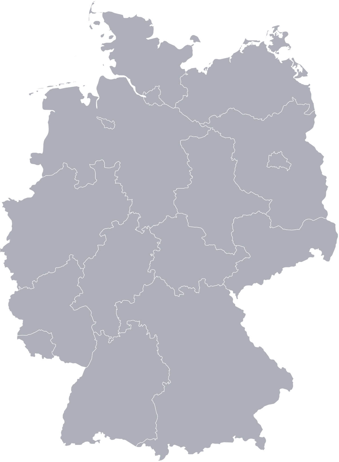 iPad Rallye Standorte Deutschland