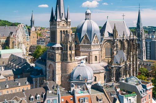 iPad Stadtrallye in Aachen