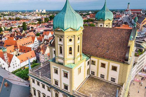 Stadtrallye Augsburg