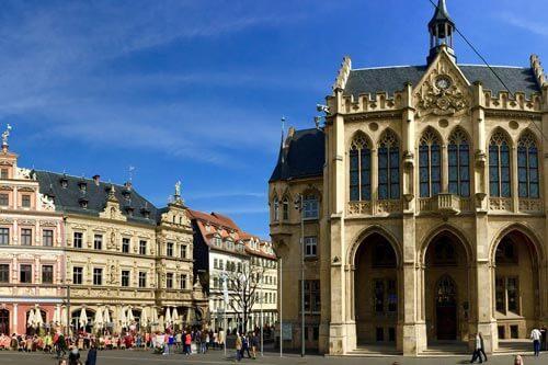 Stadtrallye Erfurt