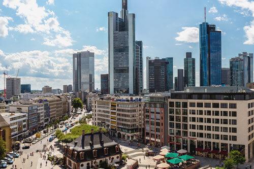 Stadtrallye Frankfurt