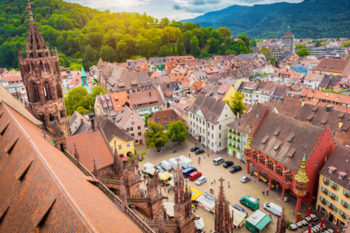 Stadtrallye Freiburg