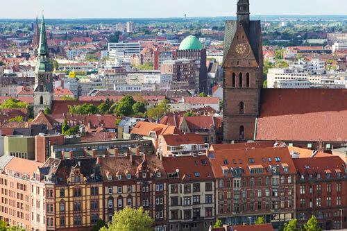 Stadtrallye Hannover