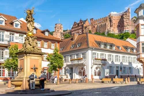 Stadtrallye Heidelberg