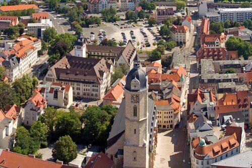 iPad Stadtrallye in Jena