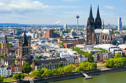 Stadtrallye Köln