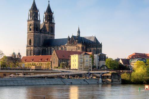 iPad Stadtrallye in Magdeburg
