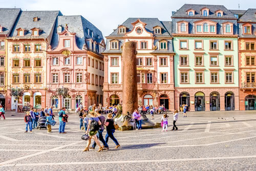 Schnitzeljagd Mainz und Pubcrawl Mainz