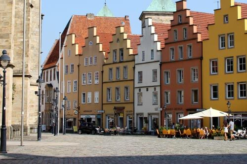 iPad Stadtrallye in Osnabrück
