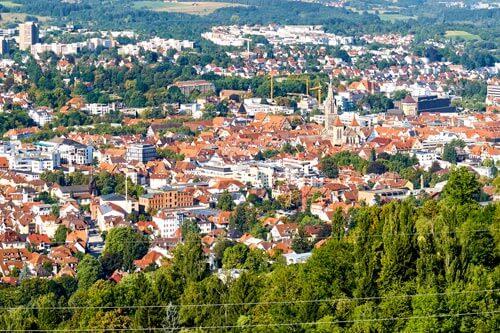 iPad Stadtrallye in Reutlingen