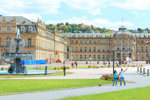 Stadtrallye Stuttgart