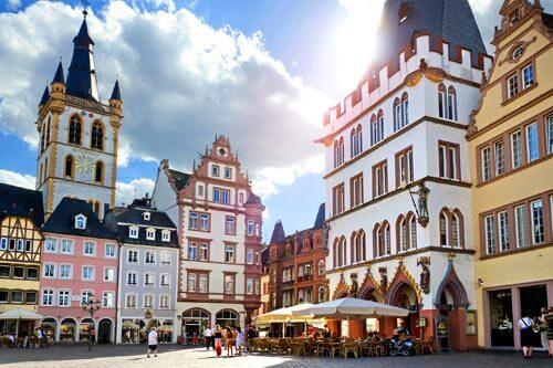 iPad Stadtrallye in Trier